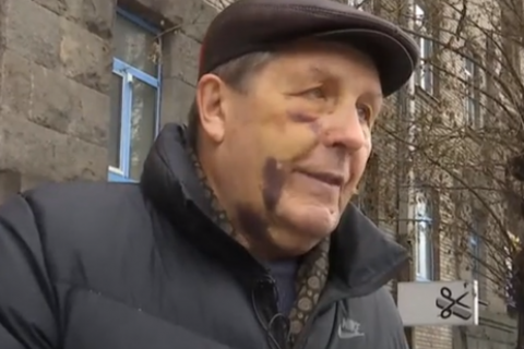 ЗМІ: УКиєві побили авіаконструктора, який створив Ан-225 «Мрія»
