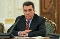 Данілов обурений інцидентом з Сівохою, але підкреслив, що той не уповноважений представляти позицію РНБО