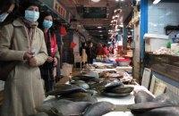 Експерти ВООЗ відвідали ринок в Ухані