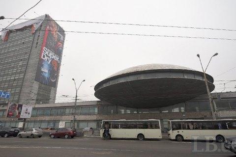 """В Киеве продали три здания рядом с """"Тарелкой"""" на Лыбидской за 218 миллионов"""
