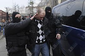 Трех сотрудников Шевченковского суда взяли под стражу