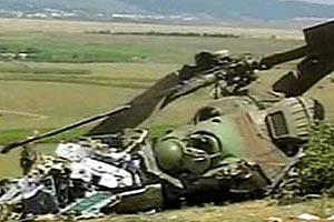 У Кенії потрапила в аварію група вертольотів ВПС Уганди