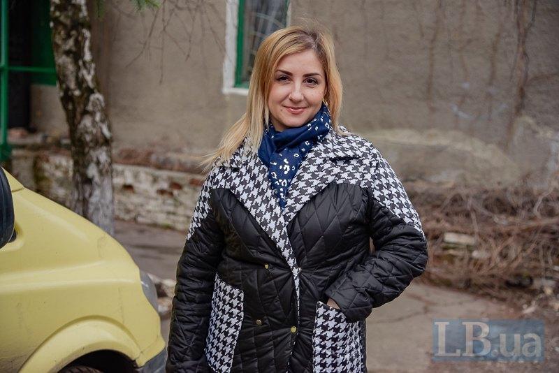 Ганна Черкасова