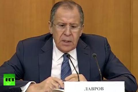Лавров визнав, що Росія бомбила і обстрілювала Україну