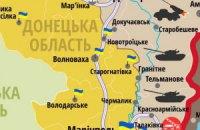 Бойовики зайняли частину українських позицій під Мар'їнкою (ОНОВЛЕНО)
