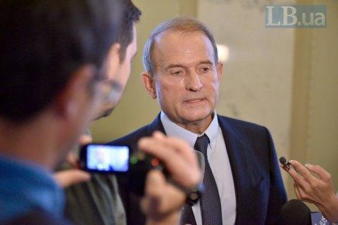 Компанії Медведчука в обхід санкцій постачають нафтопродукти з Росії до США - ЗМІ