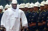 Президент Гамбии пригрозил расправой всем геям в стране