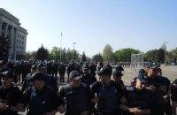 """Куликове поле в Одесі """"замінували"""" вдруге за день (оновлено)"""