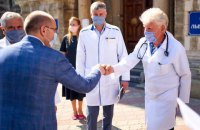 Степанов пообіцяв не звільняти медиків за відмову від вакцинації
