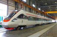 Скоростной поезд из Киева в Одессу отменен