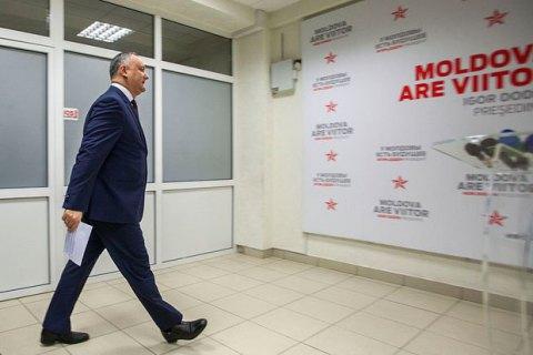 У Молдові владна коаліція відкидає президентський проект федералізації