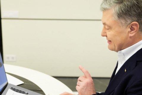 Порошенко в разговоре с Туском призвал европейских партнеров усилить санкции против РФ и поддержать предоставление Украине ПДЧ