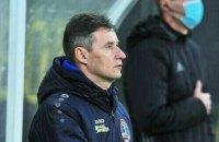 В Украинской Премьер-лиге - очередная отставка главного тренера