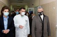 Порошенко: Україна потребує до червня 3 мільйони доз вакцин від коронавірусу