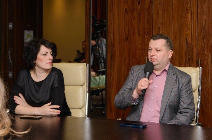 Директор школы отельного бизнеса «Мишель» Александр Чорный