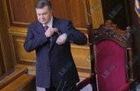 Янукович не оцінює закон про мови, щоб не тиснути на Раду, - Мірошниченко