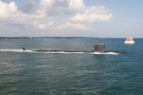 ВМС США вперше використали підводний дрон у військовій операції