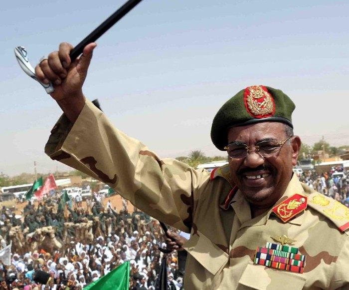 Президент Судана Омар Хасан аль-Башир