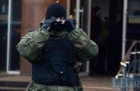 """""""Правый сектор"""" заблокировал бывших """"беркутовцев"""", требуя извинений"""
