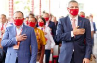 """Керівник виконкому партії """"УДАР"""" Палатний повідомив про обшук у його будинку"""