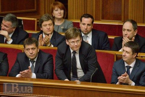Віце-прем'єр Розенко курируватиме охорону здоров'я і культуру