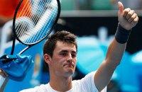 Я готов выиграть у Федерера, - Томич