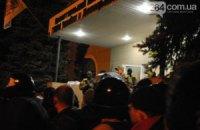 Сепаратисты завладели Краматорским горотделом милиции