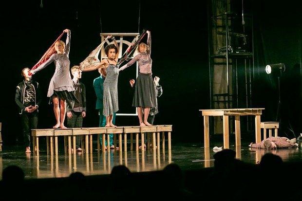 Танцдрама «Три сестри»
