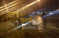 Мужчина бросил гранату в киевских полицейских (обновлено)
