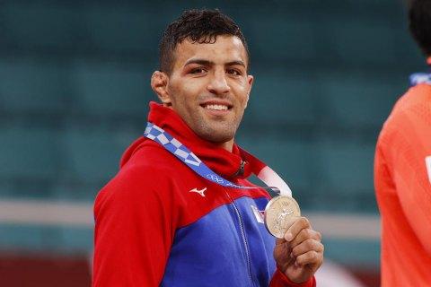 Монгольський дзюдоїст присвятив свою срібну медаль Олімпіади-2020 Ізраїлю