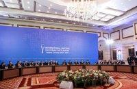 Сирийская оппозиция приостановила участие в переговорах в Астане