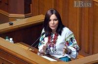 Сюмар розкритикувала президентський законопроєкт про зміни до Конституції в частині децентралізації