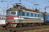 В Харьковской области столкнулись поезд и легковушка