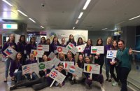Украинская команда победила на европейской олимпиаде для девушек по математике