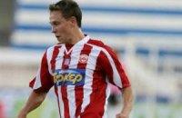 Український захисник зламав ногу в чемпіонаті Греції