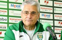 Ще один клуб Української Прем'єр-ліги оголосив про відставку головного тренера