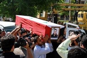 На похороні в Дамаску вибухнув автомобіль, є жертви