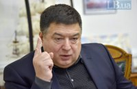 Відсторонений Тупицький знову скликав спеціальне засідання Конституційного Суду