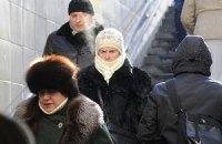 Завтра в Киеве похолодает до - 18 градусов