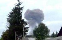 Бірюков розповів про політ безпілотника над складом у Калинівці перед пожежею