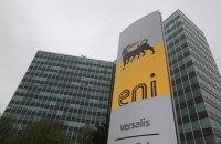 """Італійська Eni зупинила проект з """"Роснафтою"""" через американські санкції (оновлено)"""