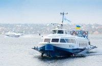 """""""Нибулон"""" открывает водное пассажирское сообщение по Днепру и Южному Бугу"""