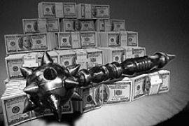 В борьбе за коррупционную вертикаль