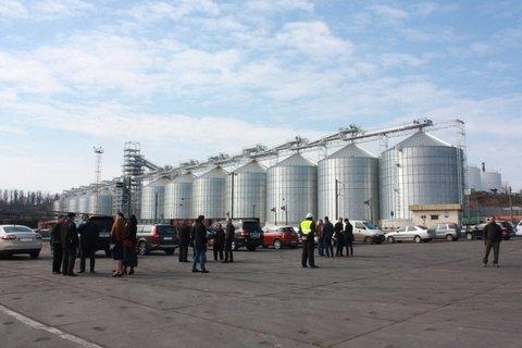 Risoil открыла зерновой терминал в Ильичевском морпорту