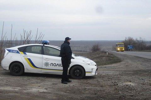 Полиция задержала жителя Харьковской области, бросившего гранату в человека во время ссоры