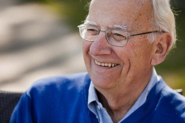 Майкл Газзанига, директор Центра по изучению мозга SAGE в Калифорнийском университете в Санта-Барбаре