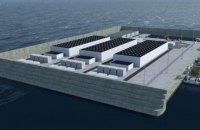 Дания построит остров, на котором разместят 200 ветровых генераторов