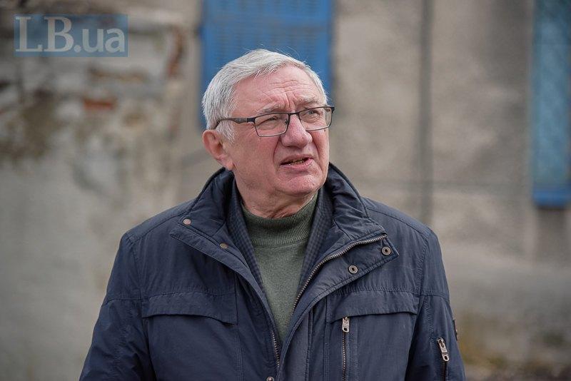 Анатолій Кулініч про свою роботу директором шахти Південна: 4 роки на передовій без ротації
