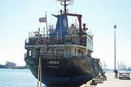 Четырех украинцев с затонувшего судна Salla-2 перестали искать