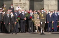 В Киеве почтили память павших на Донбассе украинских воинов (обновлено)